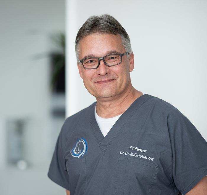 Dr. med. Dr. med. dent. Maick Griebenow M.Sc.