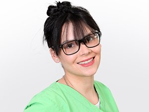 Sandra Steinnagel - Auszubildende in der Praxis in Dortmund